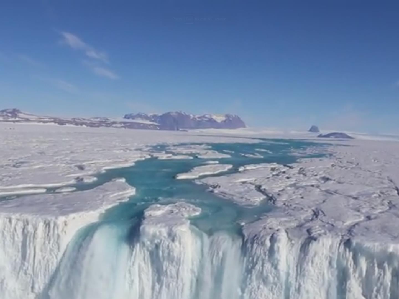 Експедиція в Арктику: глобальне потеплін